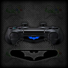 2x Playstation 4 PS4 Controller Light Bar Batman Vinyl Decal Sticker Mod Skin