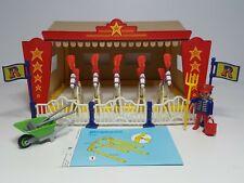 Carpa Circo Romani Playmobil 3730 Caballos Gala Acrobatas Cuadra Tienda