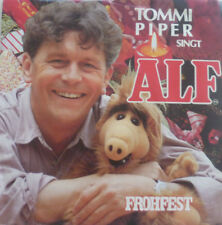 "7"" 1988 ! ALF (= TOMMI PIPER )  Frohfest  // MINT- \"