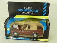 (ref165DC) Diecast Model Vehicle Classic Sports Car Collection