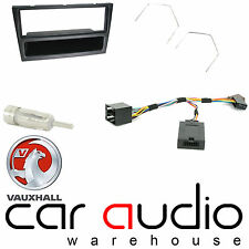 Vauxhall Vectra Upto 04 Car Stereo S/Din Fascia Steering Wheel Interface CTKVX12