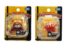 Set of 2:M-030 Darmanitan/M-013 Darumakka Takaratomy Pokemon XY Pokemon Go
