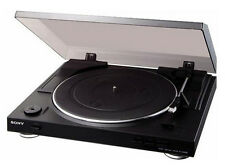 SONY PS-LX250H VINYL RECORD TURNTABLE W/ ORIGINAL BOX W/ BUILT-IN PHONO PREAMP