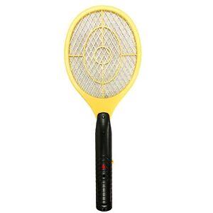 Elektrische Fliegenklatsche 46cm | Insektenvernichter Mückenfalle Insektenschutz