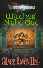 Witches' Night Out (Witches Chillers), RavenWolf, Silver, Used; Good Book
