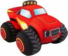 Blaze and The Monster Machines Plush Figure Stuffed Kids Toy Gift Truck Boy Girl