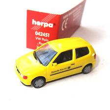 VW Polo Post AG Herpa HO 1:87  #1236