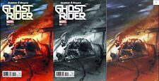 Now Ghost Rider #1 GABRIEL DELL'OTTO COLOUR B&W SECRET VARIANT SET 1st Print NM