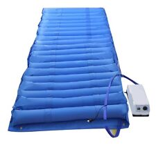 Air Mattress Alternating Pressure Pump Pad Medical Bed Overlay Hospital 220V EU