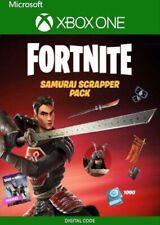 Samurai Scrapper Pack + 1000 V-Bucks Challenge (XBOX One/X) USA/EU Key