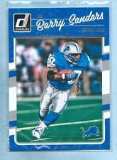 BARRY SANDERS - 2016 Donruss - Card #103 - Lions - Reduced Shipping