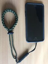 Army Green Paracord Wrist Strap for Cameras, torches, etc...