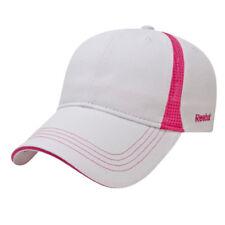 REEBOK - UNISEX Low Profile Golf Hats, Colorblock or Sandwich Cap, Baseball Hat