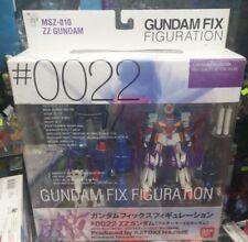 Bandai GUNDAM FIX FIGURATION #0022 MSZ-010 ZZ GUNDAM Action Figure