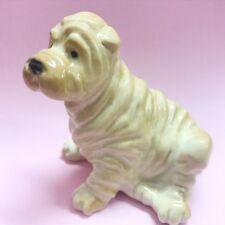 Shar Pei figur hund porzellan dekorative souvenir