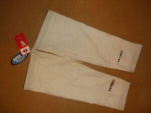 Capo Super-Roubaix Knee Warmers, White, S/M