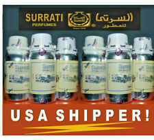 (100g) Top Selection of Surrati Oil Perfumes Musk Dehn Oud Tahara Arabic Islamic
