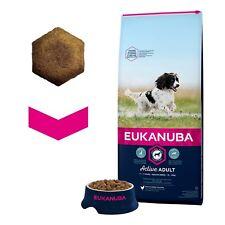Eukanuba Puppy Dry Dog Food Medium Breed Chicken 12kg BULK Bag Optimal Digestion