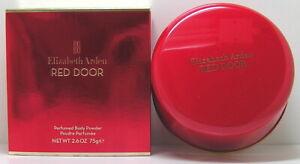 Elizabeth Arden Red Door perfumed Body Powder / Körperpuder 75 g