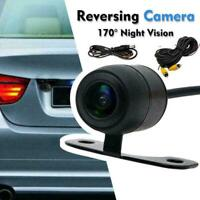 170° Car Rear View Backup Reverse Parking Camera IR Waterproof Vision Night V3N5