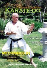 8 Dvd Set Complete Art Shotokan Karate mechanics kicking kata kumite Ray Dalke
