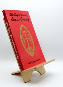The Magical Diaries of Aleister Crowley | 1st Ed Thus | Samuel Weiser | 1981