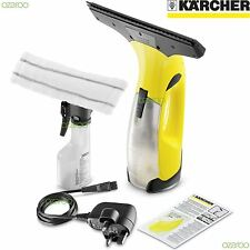Karcher WV2 Plus Vac Cordless Rechargeable Glass Window Vacuum Cleaner Kit - UK
