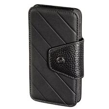 Leather Phone Case Holster Flip - iPhone 5C, Samsung Galaxy S,S2, HTC Desire HD