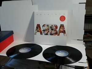 Abba Absolute A1b1c1d1 Double Gatefold Record