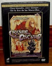 CRISTAL OSCURO DVD NUEVO PRECINTADO COLECCIONISTA ANIMACION (SIN ABRIR) R2