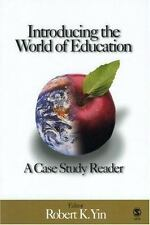 Introducing the World of Education: A Case Study Reader, Popular Culture, Experi