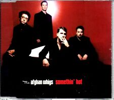 THE AFGHAN WHIGS - SOMETHIN' HOT - RARE PROMO CD SINGLE - MINT