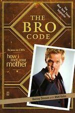 The Bro Code von Stinson, Barney | Buch | Zustand sehr gut