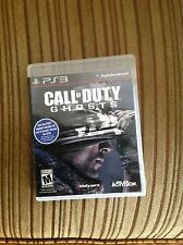 Call of Duty, Ghosts, PlayStation 3