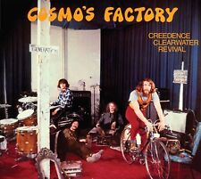 Creedence Clearwater Revival Cosmo's Factory 3 Extra Tracks Remastered CD NEW