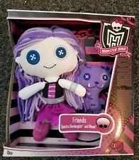 Monster High Friends Plush Doll - Spectra Vondergeist and Rhuen 2011 Mattel
