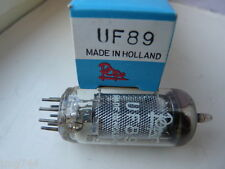 UF89 POPE Holland New Old Stock Valve Tube 1pc