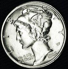1935-p Mercury Dime. Bu (Inv.A)
