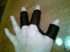 FingerSlides® Medium Billiard Pool Palmless Finger Glove by Cue-Z®Made in U.S.A.