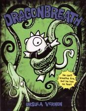 NEW Dragonbreath by Ursula Vernon