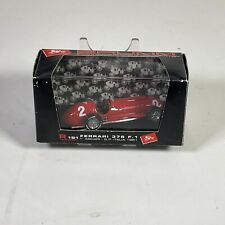 Ferrari 375 F1 Italian GP Alberto Ascari 1951 Brumm R191 1/43 Scale BOX & CASE