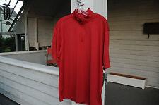 IZOD L Large shirt NWT new polyester swingflex golf cool-fx MSRP $50
