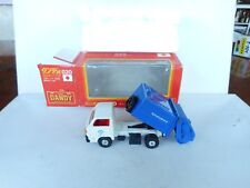 Tomica Dandy 020 Mitsubishi Canter  Carbage Truck  1:43  M Boxed SALE!!!!