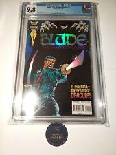 BLADE THE VAMPIRE HUNTER #1 (1994) Marvel CGC 9.8 🩸🩸MOVIE COMING 🩸🩸 HTF