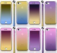"""Gel 360 Coque/Étui pour Apple iPhone 6 6s (4.7"""") / Clair Silicone TPU / Couleurs"""