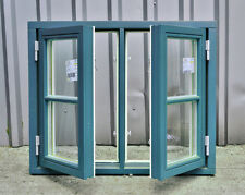 Hardwood Timber Wooden Casement Window Cottage style - Bespoke, Made to Measure!