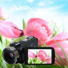 "Full HD 1080P 24MP SD Micro Camcorder Camera DV 3""LCD 16XZoom IR Night Vision"