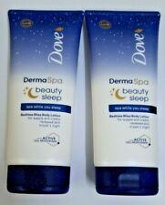 2 x Dove Derma Spa beauty sleep  200 ml