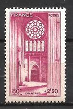 France 1944 Yvert n° 664 neuf ** 1er choix