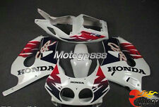 ABS Injection Molding Bodywork Fairing Kit For Honda CBR250RR MC22 1991-1998 F37